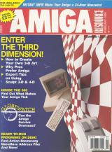 Amiga Resource Vol 2 No 1 (Feb 1990) front cover