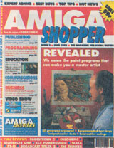Amiga Shopper 2 (Jun 1991) front cover
