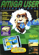AUI Vol 2 No 11 (Nov 1988) front cover