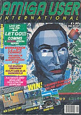 AUI Vol 3 No 9 (Sep 1989) front cover