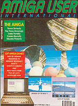 AUI Vol 4 No 10 (Nov 1990) front cover