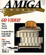 Amiga World Vol 5 No 2 (Feb 1989) front cover