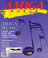 Amiga World Vol 5 No 5 (May 1989) front cover