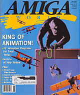 Amiga World Vol 5 No 6 (Jun 1989) front cover