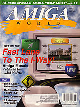 Amiga World Vol 11 No 3 (Mar 1995) front cover