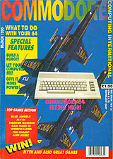 Commodore Computing International Vol 8 No 7 (Mar 1990) front cover