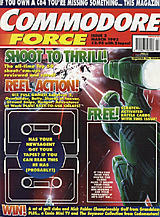 Commodore Force 3 (Mar 1993) front cover