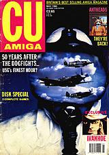 CU Amiga (May 1990) front cover
