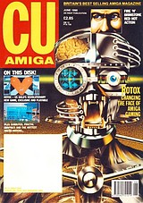 CU Amiga (Jun 1990) front cover