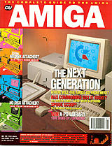 CU Amiga (May 1992) front cover