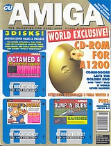 CU Amiga (May 1994) front cover