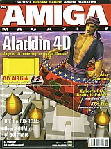 CU Amiga Magazine (Nov 1997) front cover