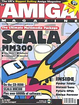 CU Amiga Magazine (Feb 1998) front cover