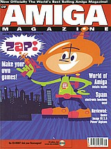 CU Amiga Magazine (Jun 1998) front cover