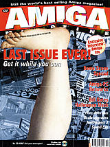 CU Amiga Magazine (Oct 1998) front cover