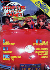 Computer + Video Games 36 (Oct 1984) front cover