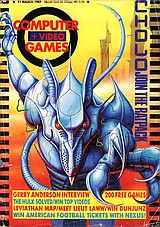 Computer + Video Games 65 (Mar 1987) front cover