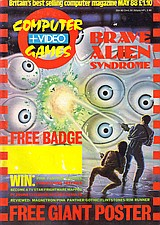 Computer + Video Games 79 (May 1988) front cover