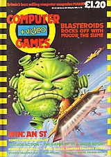 Computer + Video Games 89 (Mar 1989) front cover
