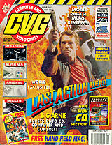 Computer + Video Games 141 (Aug 1993) front cover