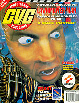 Computer + Video Games 145 (Dec 1993) front cover