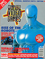 Computer + Video Games 150 (May 1994) front cover