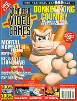 Computer + Video Games 154 (Sep 1994) front cover