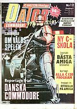 Datormagazin Vol 1988 No 12 (Sep 1988) front cover