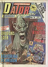 Datormagazin Vol 1989 No 3 (Feb 1989) front cover