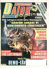 Datormagazin Vol 1989 No 9 (Jun 1989) front cover