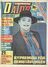 Datormagazin Vol 1989 No 15 (Nov 1989) front cover