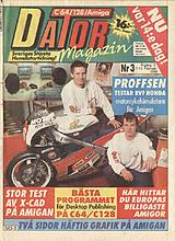 Datormagazin Vol 1990 No 3 (Feb 1990) front cover