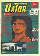 Datormagazin Vol 1990 No 14 (Sep 1990) front cover