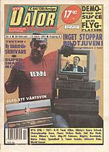 Datormagazin Vol 1991 No 4 (Feb 1991) front cover