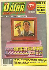 Datormagazin Vol 1991 No 5 (Mar 1991) front cover