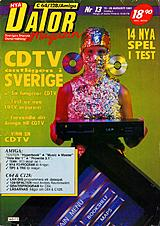 Datormagazin Vol 1991 No 13 (Aug 1991) front cover