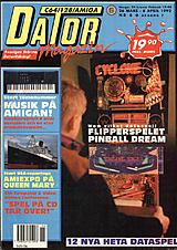 Datormagazin Vol 1992 No 6 (Mar 1992) front cover