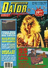 Datormagazin Vol 1992 No 10 (May 1992) front cover