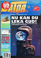 Datormagazin Vol 1992 No 15 (Sep 1992) front cover