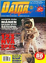 Datormagazin Vol 1992 No 17 (Oct 1992) front cover