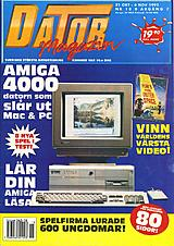 Datormagazin Vol 1992 No 18 (Oct 1992) front cover