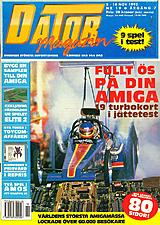Datormagazin Vol 1992 No 19 (Nov 1992) front cover