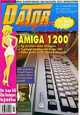 Datormagazin Vol 1993 No 1 (Jan 1993) front cover