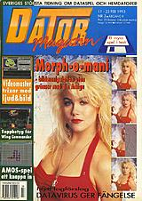 Datormagazin Vol 1993 No 3 (Feb 1993) front cover