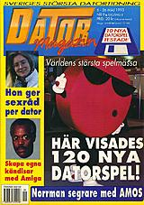 Datormagazin Vol 1993 No 9 (May 1993) front cover