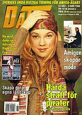 Datormagazin Vol 1993 No 18 (Oct 1993) front cover