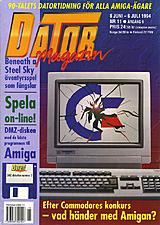 Datormagazin Vol 1994 No 11 (Jun 1994) front cover