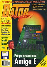 Datormagazin Vol 1994 No 20 (Nov 1994) front cover