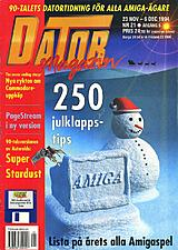 Datormagazin Vol 1994 No 21 (Nov 1994) front cover
