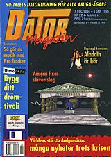 Datormagazin Vol 1994 No 22 (Dec 1994) front cover